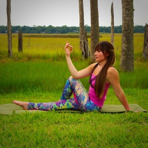 Yoga Style! Outfit from: Be UP Clothing