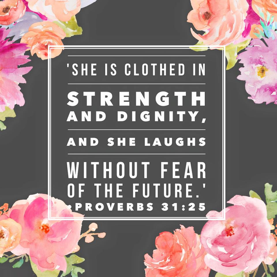 She Is Clothed With Strength And Laughs Without Fear: Dear Diary… Laugh Without Fear